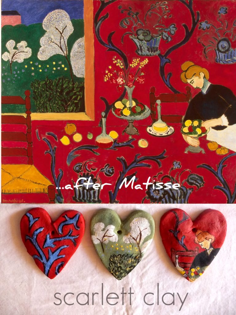 Matisse ornaments 1