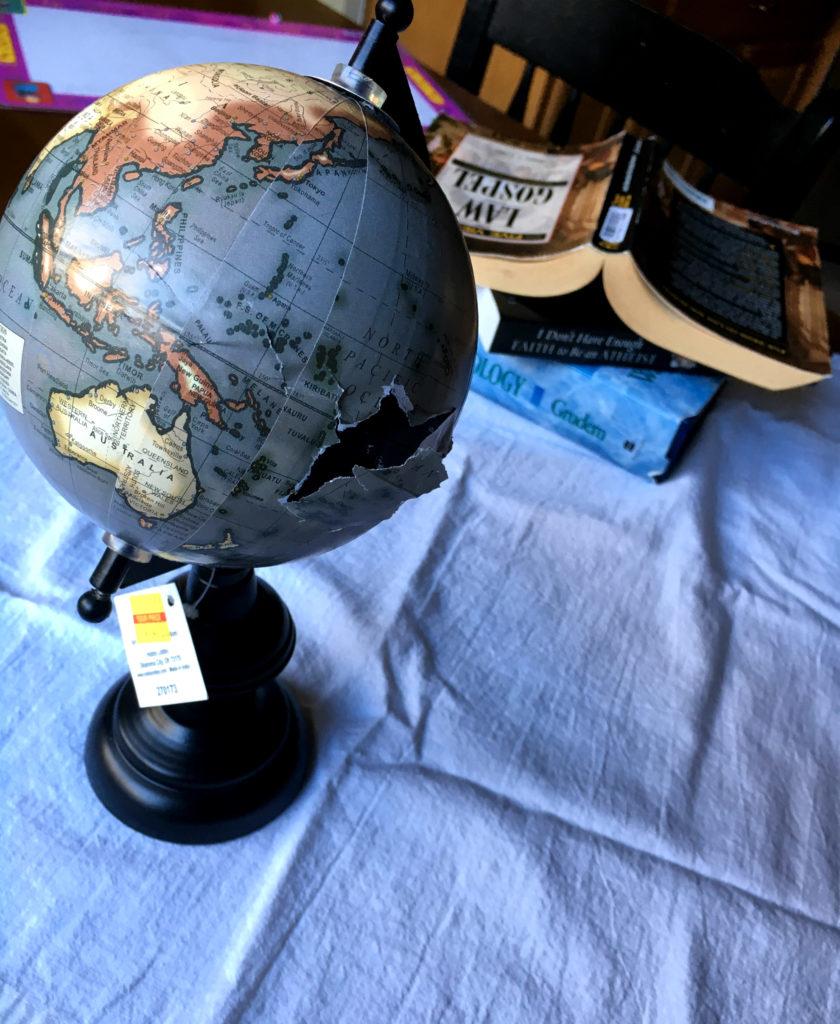 globe 7